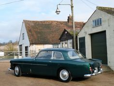 Bristol 406 2 door Saloon (1958-1961)