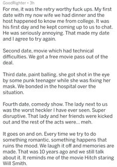 Dating fourth date