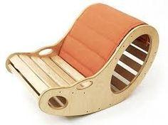 Resultado de imagen para rocking chair puzzle