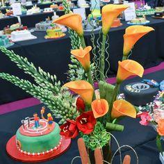 Cake International Floral Sugarcraft-14