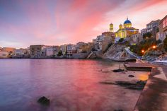 Syros, with the cosmopolitan grace of a queen, beckons you to immerse yourself in her rich cultural tapestry! Smart City, Queen, Comebacks, Taj Mahal, Greece, Culture, Island, Mansions, Digital