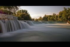 MAnavgat waterfall, it looks better in picture than in reality :D