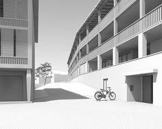 Schmid Schärer Architekten - Alterwsohnungen Niederlenz