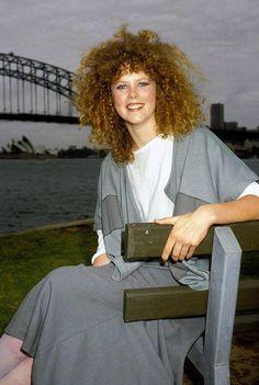 16 éves Nicole Kidman, Sydney 1983