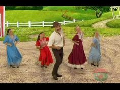 The Wiggles Old Dan Tucker Song my baby brother likes this!