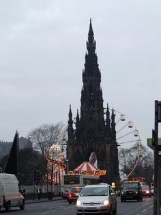 http://fashionpin1.blogspot.com - The Scott Monument