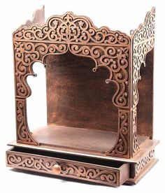 Are you looking to buy designer Pooja mandir temple for home ? We sell Wooden temples in USA & Australia with doorstep Delivery & Make customised temples Wooden Temple For Home, Temple Design For Home, Home Temple, Living Room Partition Design, Pooja Room Door Design, Room Partition Designs, Tor Design, Mandir Design, Pooja Mandir