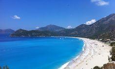Oludeniz beach Fethiye http://uzumlu-info.com
