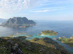 Skrova og Skrovafjellet – Vagabond