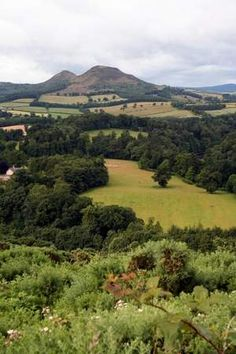 tweed valley. Walter Scott's view :)
