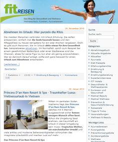 FIT Reisen Blog: Infos über unsere Hotels, Angebote, Reiseziele, Erfahrungsberichte, Reisethemen wie Thalasso, Kuren oder Ayurveda uvm.  http://www.fitreisen.de/blog/ #Blog #Reiseblog