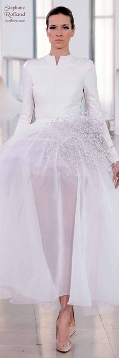 Stéphane Rolland #Couture