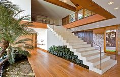 #escada #interior #arquitetura