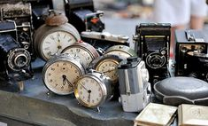 Paris Flea Market - the antiques & vintage market of Paris