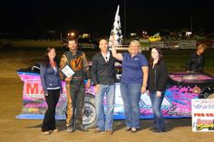 Brighton Speedway Turner Rebounds for Third Career Win; Earns Driver of the Week