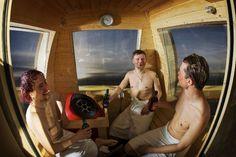 World's First Gondola with In-Built Sauna