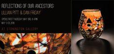 Reflections of Our Ancestors: Lillian Pitt & Dan Friday at Stoningon Gallery