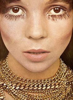Iconic 60s model, Penelope Tree.