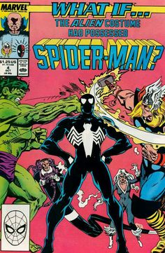 What If... (vol.2) #4 by Al Migrom #Spidey