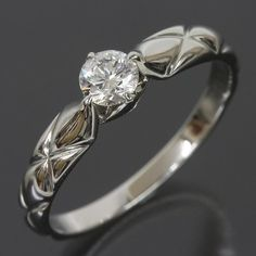 CHANEL Fine 0.32ct Diamond Ring in Platinum PT950  - Size US7.75 w/Box/Card/GIA Report. Get the lowest price on CHANEL Fine 0.32ct Diamond Ring in Platinum PT950  - Size US7.75 w/Box/Card/GIA Report and other fabulous designer clothing and accessories! Shop Tradesy now