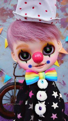 Guarda questo articolo nel mio negozio Etsy https://www.etsy.com/it/listing/521409532/ooak-customized-icy-doll-pinkabu