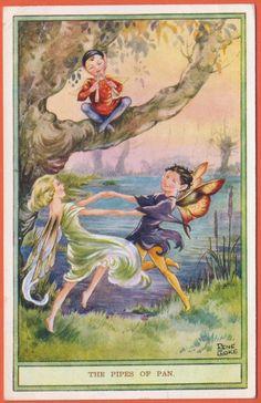 Fairies, Rene Cloke, 1942