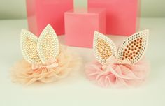 Ballerina Bunny *Hairpin *Hair Clip for Girls!