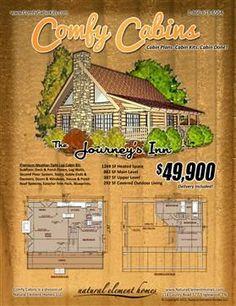 Comfy Log Cabin Kits