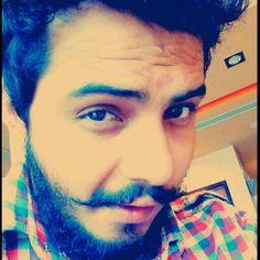 Work in progress.. Beard love !! Handlebar moustache  !!