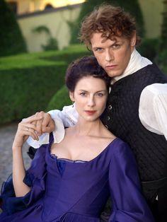 @TVGuideMagazine couverture du tournage des étoiles #Outlander sur @tvinsider ici POURQUOI Guh! Enfoncer magnifique!