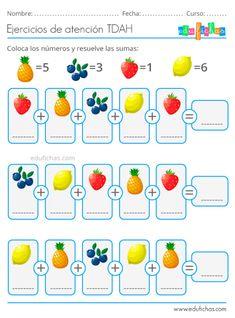 Preschool Writing, Kindergarten Math Worksheets, Preschool Learning Activities, Worksheets For Kids, Kids Class, Math For Kids, Teaching Numbers, Teaching Math, Cognitive Activities