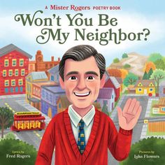 Book Club Books, The Book, Social Themes, Fred Rogers, Old Fan, Poetry Books, Book Themes, Theme Song, Three Kids