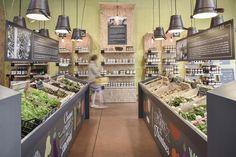 Conception d'un espace de vente de produits fermiers, architecture commerciale, Dyade Atelier 31 rue de Brest, 0472773188