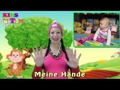 Meine Hände sind verschwunden | Kinderlied Fingerspiel | Tyske sange for børn - YouTube