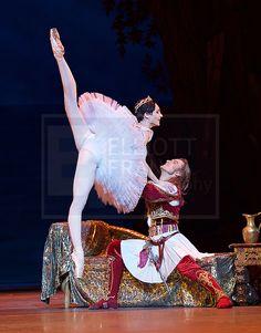 Denis Rodkin and Yulia Stepanova in Le Corsaire <br /> by Alexei Ratmansky of Petipa <br /> Bolshoi…