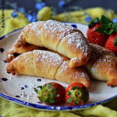 Chleb na kefirze pieczony w garnku Bagel, Hamburger, French Toast, Bread, Blog, Breakfast, Fit, Morning Coffee, Hamburgers
