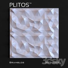 BramblOs 3d Mirror, 3d Panels, Models, Deco, Free, Templates, Deko, Decorating, Dekoration