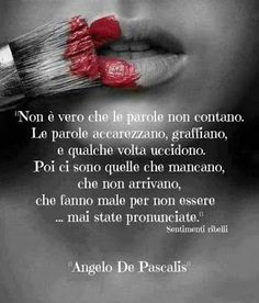 Aforismi - Community - Google+ Italian Phrases, Italian Quotes, Quotes About Everything, Love Life Quotes, Favorite Quotes, Best Quotes, Love Pain, Life Rules, My Mood