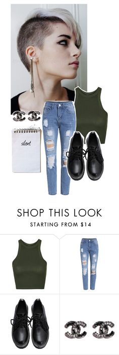 """troubled spirit"" by weirdestgirlever ❤ liked on Polyvore featuring Topshop"