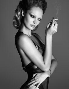 Classy Candice Swanepoel