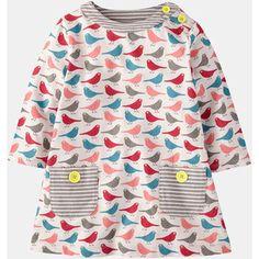 Kate Barton | Mini Boden | Print Tunic Dress | http://www.boden.co.uk/en-GB/Girls-Clothing.html#nav