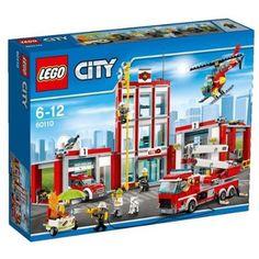 LEGO City - 60110 - La Caserne Des Pompiers