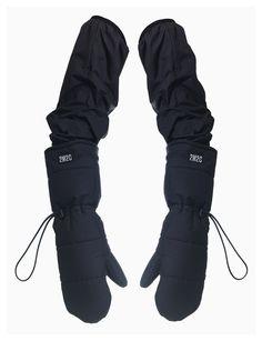 Rukavice/rukáv k vestě