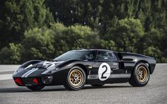 Superperformance's GT40 MKII 50th Anniversary Edition | InsideHook