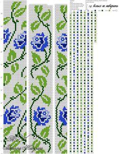 18 around bead crochet rope pattern Bead Crochet Patterns, Bead Crochet Rope, Seed Bead Patterns, Peyote Patterns, Beading Patterns, Beaded Crochet, Beaded Beads, Crochet Beaded Bracelets, Beads And Wire