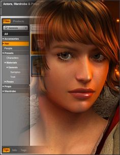 Product Library   3D Models and 3D Software by Daz 3D