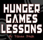 The Hunger Games Lessons - all about teaching The Hunger Games