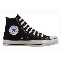 Amazon.com: Converse Chuck Taylor All Star Hi Top Black men's 7.5/women's 9.5 (M9160): Shoes