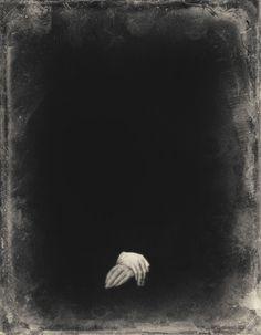 Artist Unknown [ Taylor Garmer :Artist, Tanja Jeremić] Nude Vampire With Gloves Tintype on Silver 1864 Art Sinistre, Arte Obscura, Arte Horror, Creepy Art, Dark Photography, Spirit Photography, Photomontage, Dark Art, Art Inspo