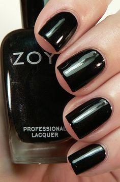 need a good black polish